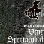 Veneto: Tutti i segreti degli spettacoli di Mistero 2017