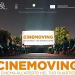 Torna dal 9 al 18 agosto il Cinemoving in Campo San Polo