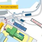 Parcheggio 5 della Marittima gratis fino al 25 marzo
