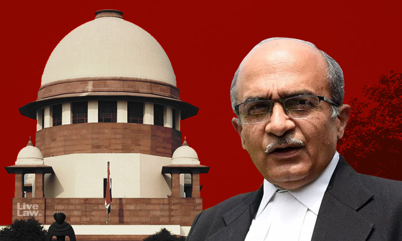 Breaking] SC Holds Prashant Bhushan Guilty Of Contempt For Tweets ...