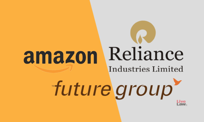 delhi high court issues notice to future retail, reliance in amazon appeal against december order