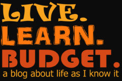 Live. Learn. Budget.
