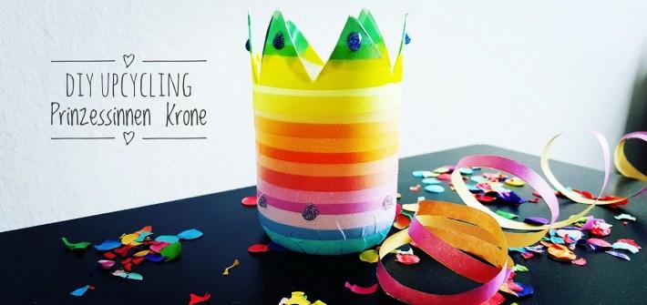 Upcycling-Krone für kleine Prinzessinnen