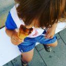 Sommer in Untergiesing Eisessen