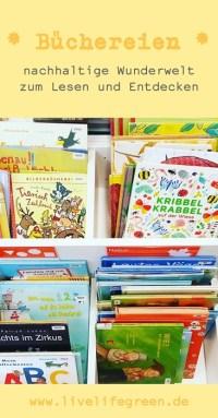 Öffentliche Büchereien: Nachhaltigkeit durch Leihen statt Kaufen