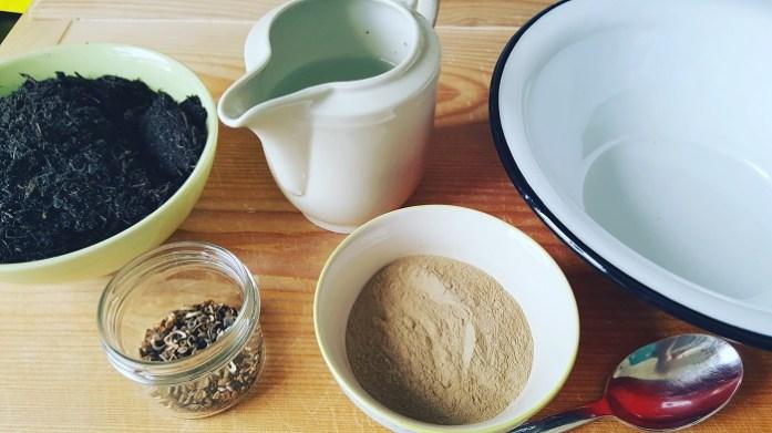 Samenkugeln mit Kindern einfach selber machen: Zutaten