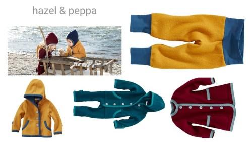 Faire und nachhaltige Winterjacken und Schneeanzüge für Kinder hazel & peppa