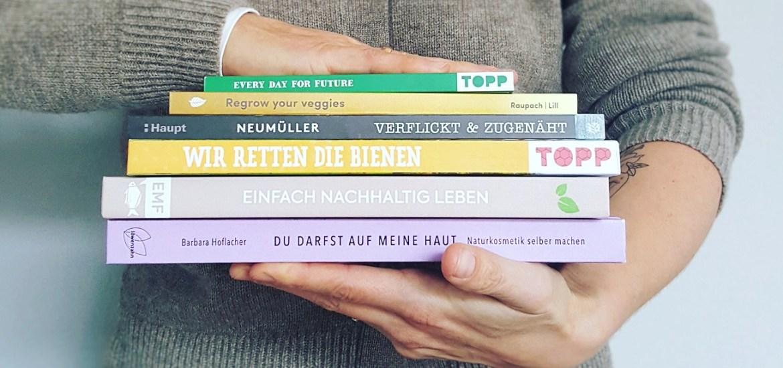 Grüne Buchtipps zu Weihnachten - Nachhaltigkeit zum Lesen