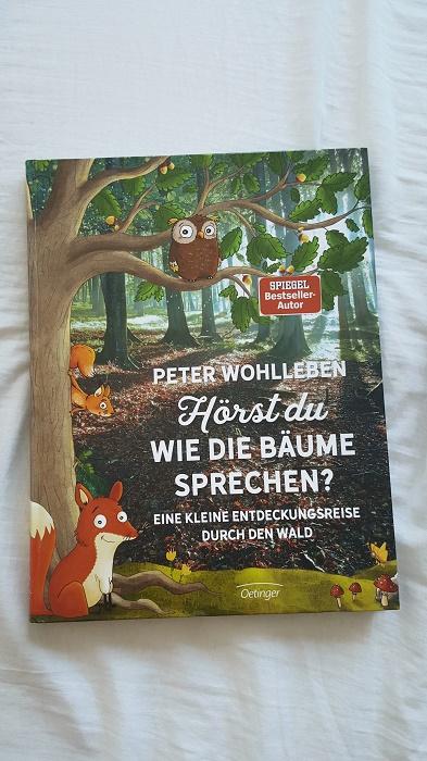 Hörst du wie die Bäume sprechen? Nachhaltigkeit zum Lesen für die Coronaferien