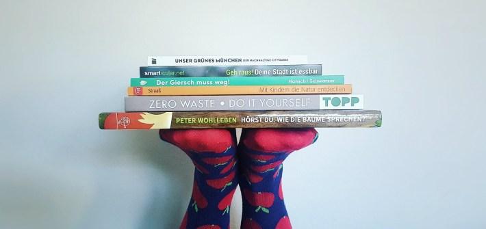 Grüne Buchtipps für die Coronazeit - Nachhaltigkeit zum Lesen