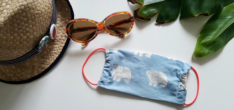 Stoffmasken im Urlaub hygienisch sauber reinigen: Corona-Schutz für unterwegs