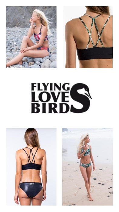 Nachhaltige Bademode von Flying Love Birds