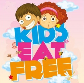 Kids Eat For Free Or 99cent Live Life Half Price
