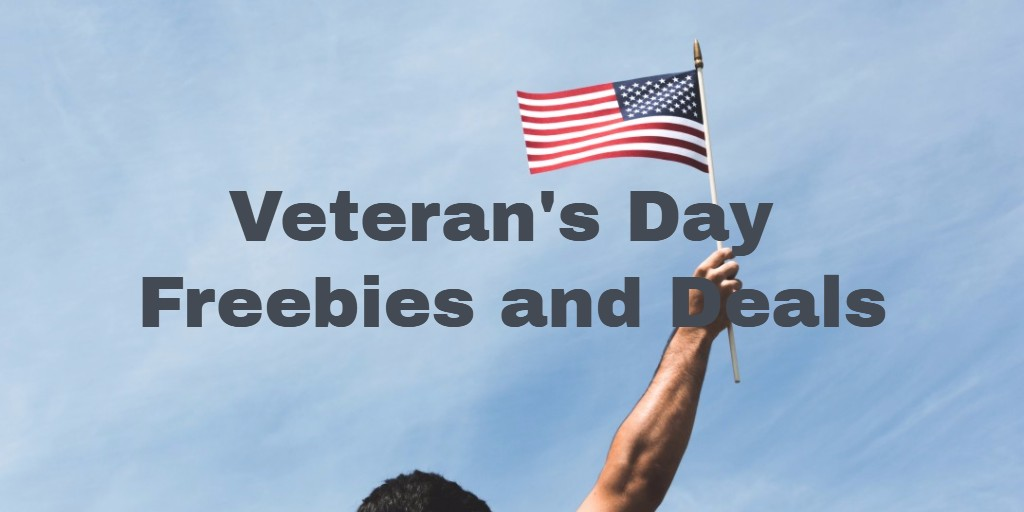2016 veterans day deals
