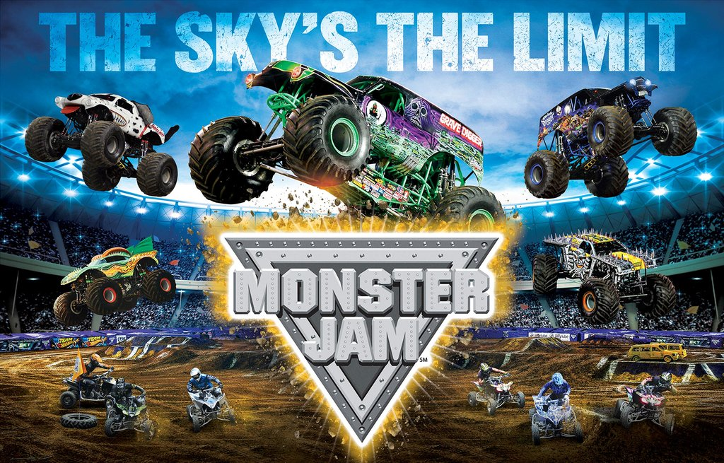 Monster jam discount coupon