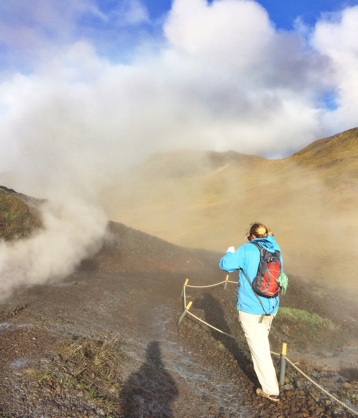 8 reasons why you need to hike Reykjadalur hot springs in South Iceland | Life With a View