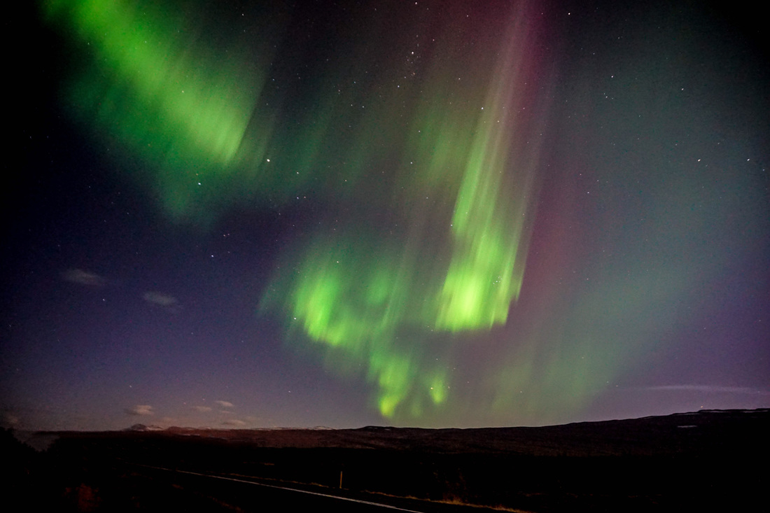 Northern Lights - Iceland   Life With a View