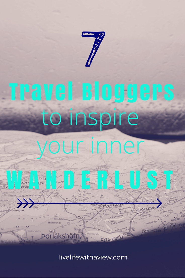 Looking for some inspiration for your next vacation? Check out these 7 amazing travel bloggers to inspire your wanderlust and help you plan your trip!