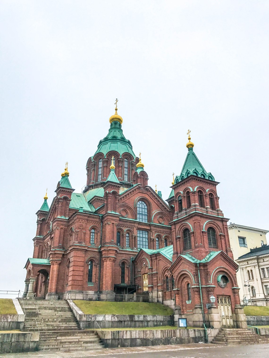 Uspenski Cathedral - Helsinki, Finland | Life With a View