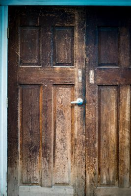 doors by Joanna Schley
