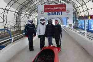 bobsleigh calgary