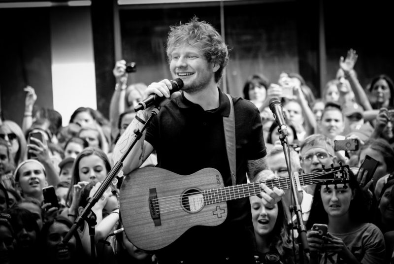 Ed Sheeran Guitar Chords - Live Love Guitar