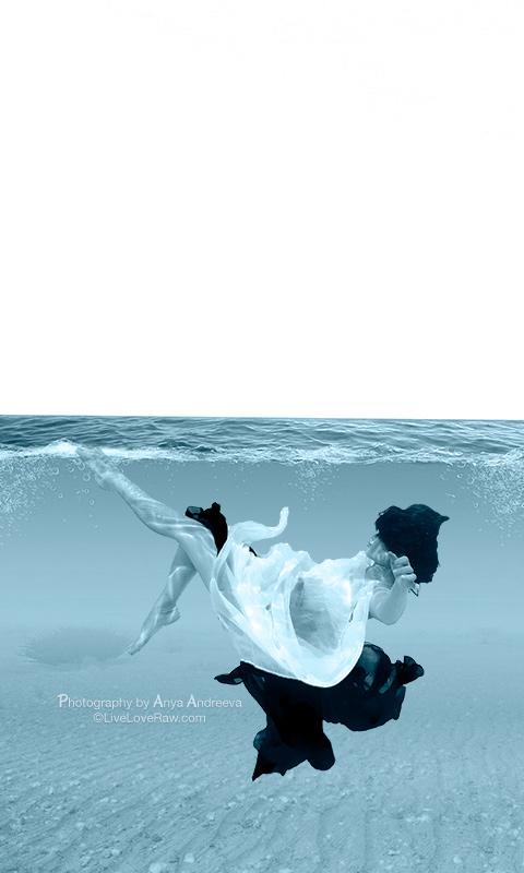 Underwater photography by Anya Andreeva