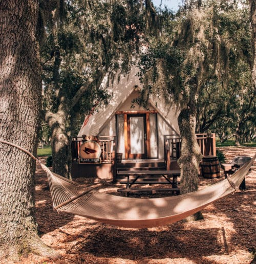 River Ranch Florida >> Glamping In Florida Westgate River Ranch Www Liveloveruntravel Com