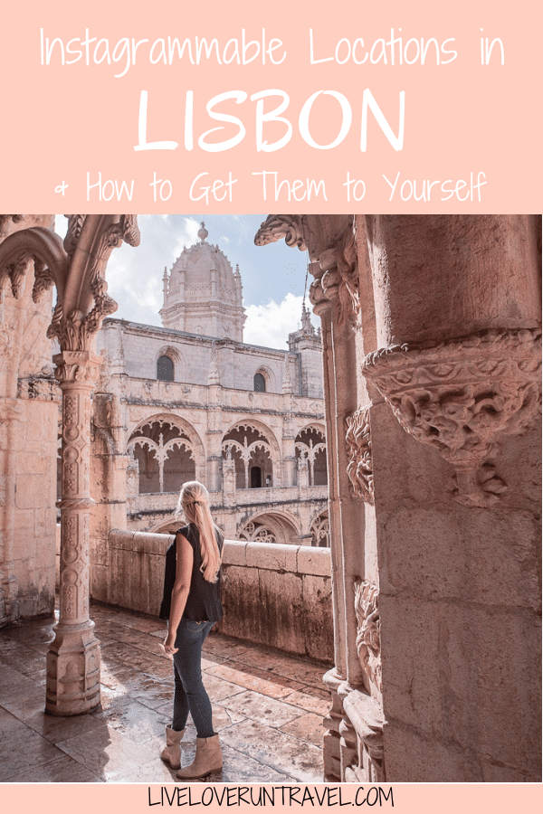 Find the best places in Lisbon, Portugal, for Instagrammable photos and when to go to get them to yourself!