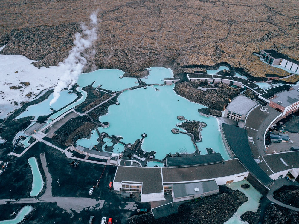 How to Visit Iceland's Blue Lagoon for Free & Without the Crowd