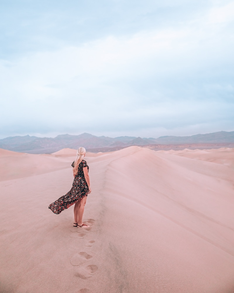 One Day in Death Valley: What to See & Where to Stay