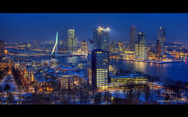 5 must do's Rotterdam