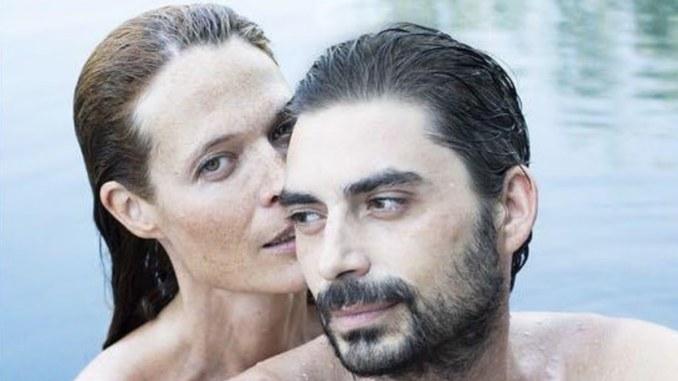 Jane Alexander e Gianmarco Amicarelli