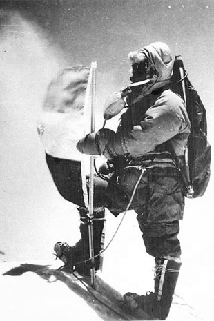 The first Indians on Everest - Livemint