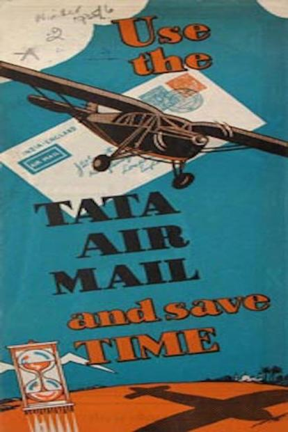 Tata Air Mail was born with an investment of Rs2 lakh.