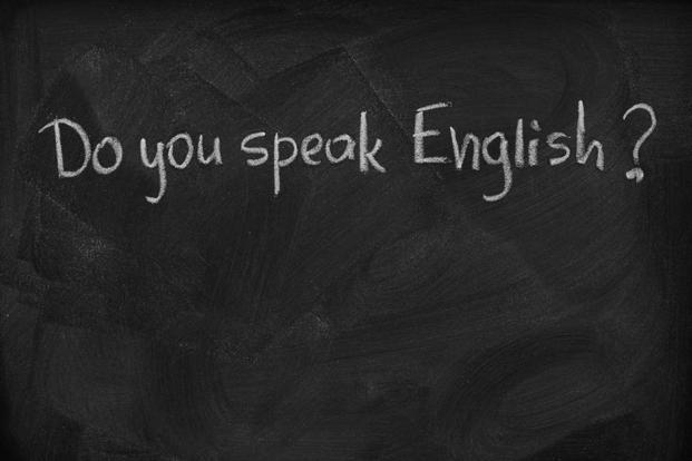 English creates barriers of formality.Photo: Thinkstock