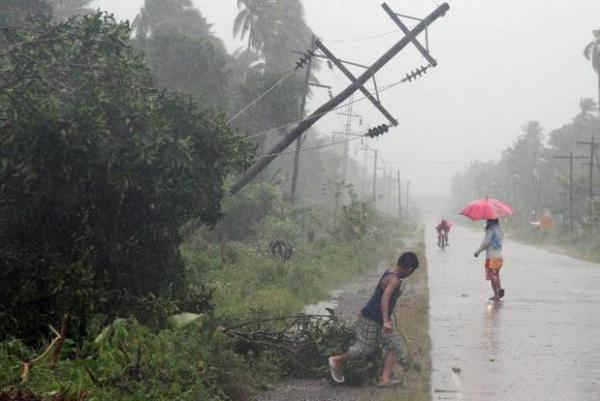 Tropical storm Wukong threatens Philippines Livemint