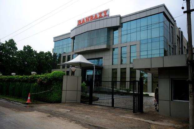 A file photo of Ranbaxy office. Photo: Pradeep Gaur/Mint