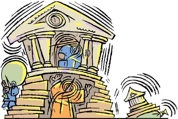 The tremors in Indian banking