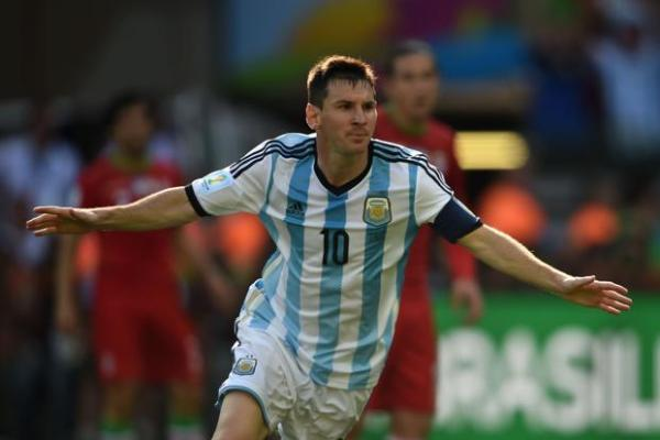 World Cup: Lionel Messi turns up for Argentina in the nick ...