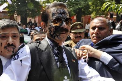 SEBI To Supreme Court - SEBI Tells Supreme Court That Sahara Subrata Must Pay 62600Cr