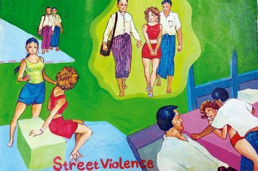 Sex work and violence