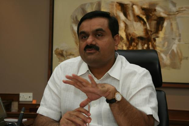 Gautam Adani, chairman of the Adani Group. Photo: Mint