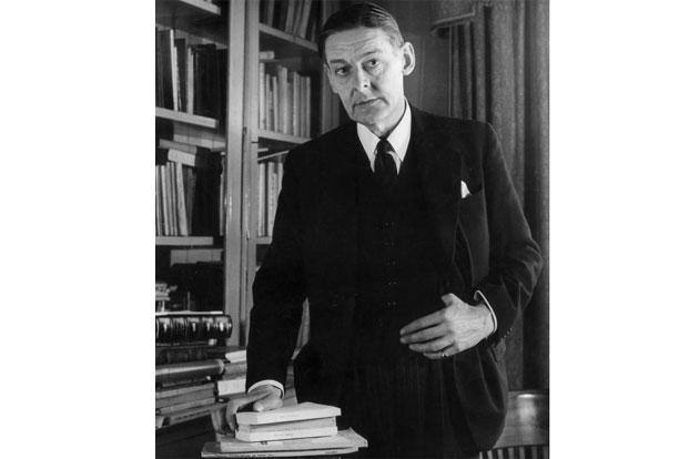T.S. Eliot. Photo: John Gay/Getty Images