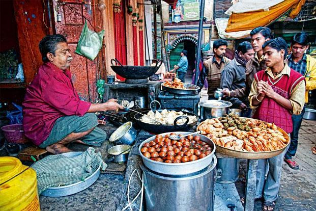 Forget about cholesterol if you happen to be in Varanasi. Photo: Alamy