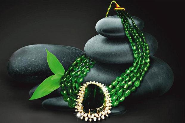 Heritage jewellery from C. Krishniah Chetty & Sons