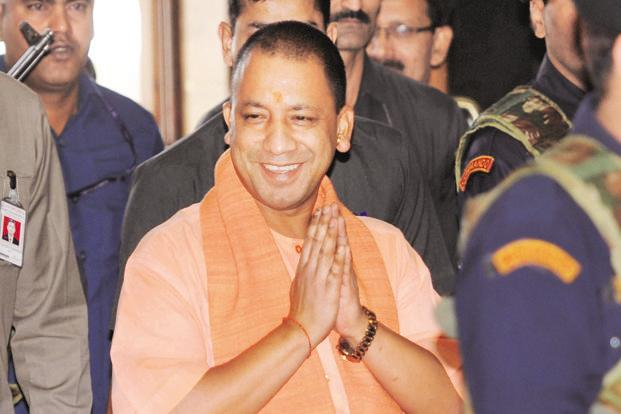 Earlier, the Yogi Adityanath government decided to bid goodbye to the khaki dress worn by students of government schools. Photo: Hindustan Times