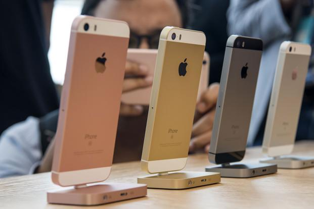 Image result for Apple assembled-in-India smartphones hit the market