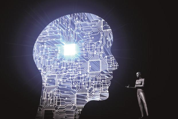One thing is for certain: the byte based AI we already fear today will explode in capability, and the Chinese will control a large swathe of it. Photo: iStock