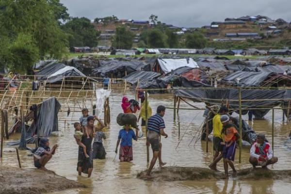 India steps up security to check entry of Rohingyas - Livemint